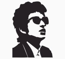 Bob Dylan by 53V3NH