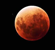 Lunar Eclipse by Tracie Louise