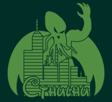 Cthulhu Logo by Anthony Pipitone