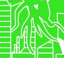 Cthulhu Logo Sticker