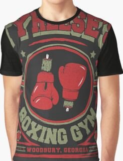 Tyreese's Boxing Gym Graphic T-Shirt