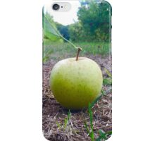 The Apple Doesn't Fall Far From The Tree iPhone Case/Skin