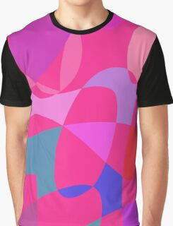 Pink Connections Graphic T-Shirt