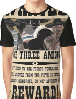 DOA5 - The Three Amigos Graphic T-Shirt