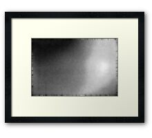 Considering Framed Print