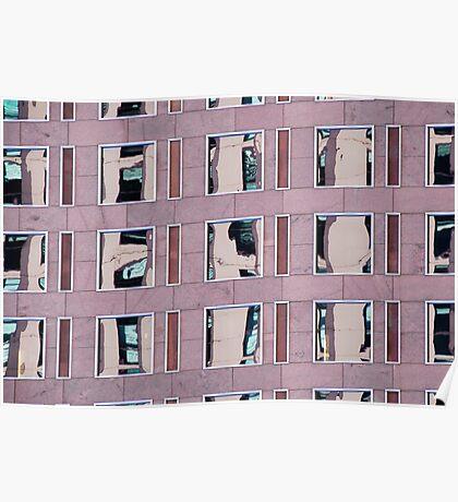 Denver reflection 10 Poster