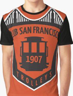 Club San Francisco // America League Graphic T-Shirt