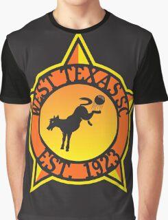 West Texas // America League // PCGD Graphic T-Shirt
