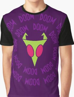 Doom AHAHAHA Graphic T-Shirt