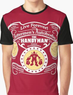 Handyman Autobodies Graphic T-Shirt