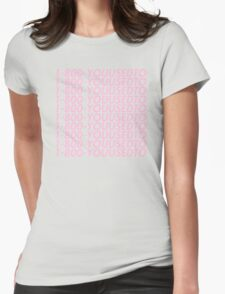 REP Womens Fitted T-Shirt