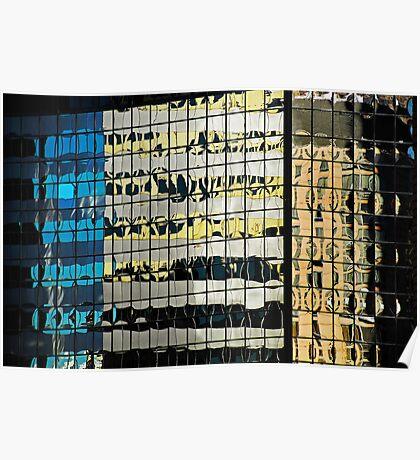 Denver reflection 14 Poster