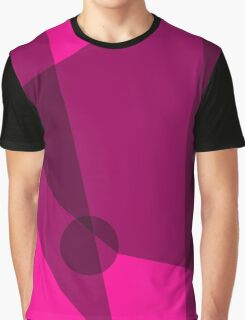 Rosy Dawn Graphic T-Shirt