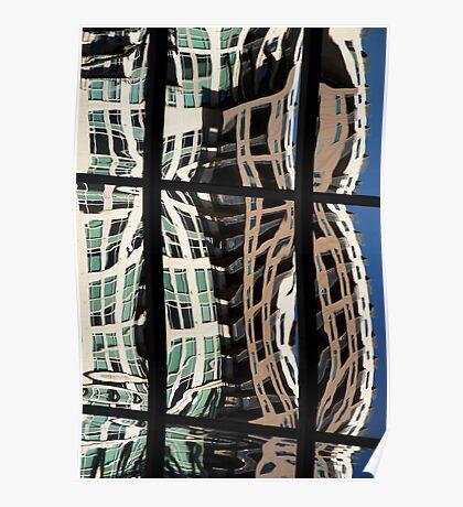 Denver reflection 15 Poster