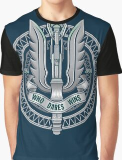 Whovian Dares Graphic T-Shirt