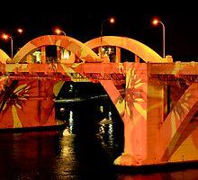 william jolly bridge, brisbane, australia by gary roberts