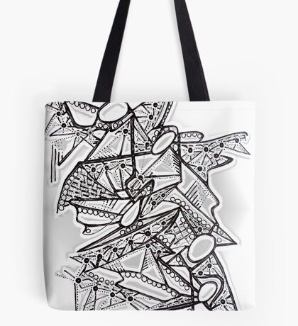 Bubble stick Tote Bag