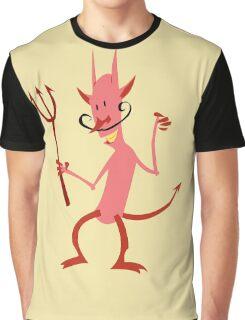 Devil Diablo Graphic T-Shirt