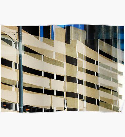 Denver reflection 20 Poster