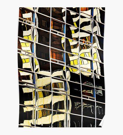 Denver reflection 22 Poster