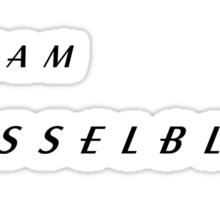 Team Hasselblad! Sticker