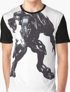 Minimalist Elite from Halo Graphic T-Shirt