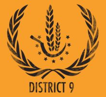 District 9 by Rachael Thomas