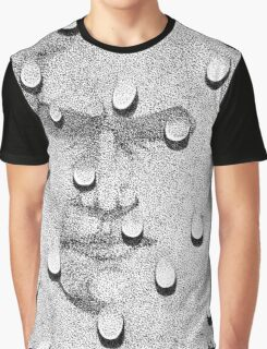 water on glass Graphic T-Shirt