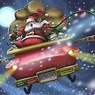 Christmas Card 2 by Tom Bradnam