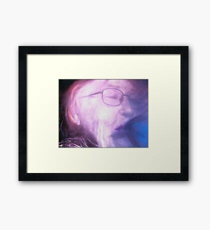 My Mother My Self Framed Print