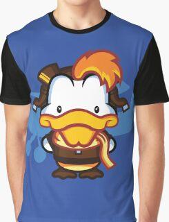 Hello Mcquackie Graphic T-Shirt