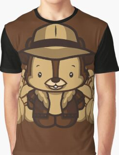 Hello Chip Graphic T-Shirt