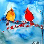 Cardinals by BenPotter