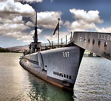 USS Bowfin by Trenton Hill