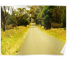 Country Road to Anywhere Poster