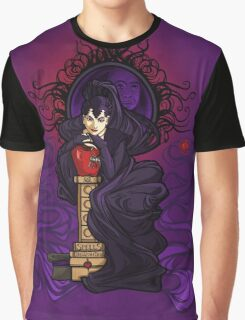 Wicked Queen Nouveau Graphic T-Shirt