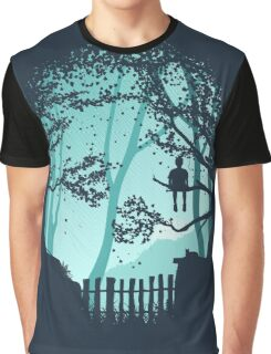 Don't Look Back In Anger Graphic T-Shirt