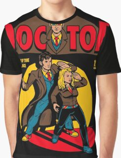 Doctor Comic Graphic T-Shirt