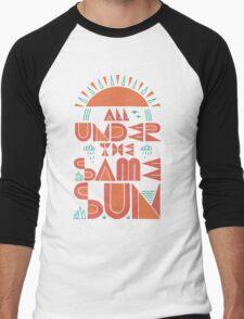 All Under The Same Sun Men's Baseball ¾ T-Shirt