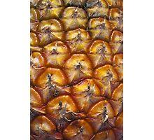 Delicious Pineapple Photographic Print