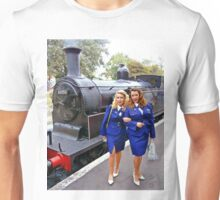 Two girls and an M7 Unisex T-Shirt