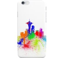 Seattle Skyline Graffiti II iPhone Case iPhone Case/Skin