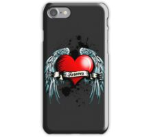 Forever iPhone iPhone Case/Skin