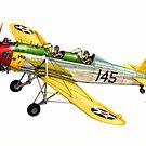 """RYAN PT-22 Trainer"" by Trenton Hill"
