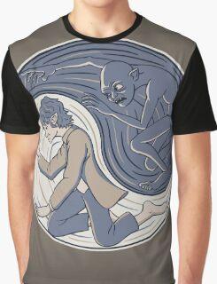 Ring Yang Graphic T-Shirt