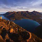 Light on Freycinet - East Coast Tasmania by Mark Shean