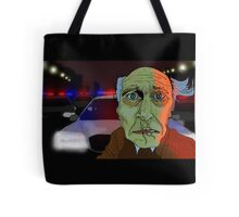 Running from the Cops Tote Bag