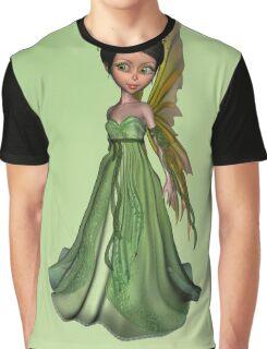 Green Fairy Graphic T-Shirt