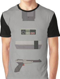 8-Bit love (NES) Graphic T-Shirt