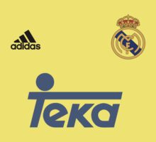 Real Madrid retro jersey Kids Clothes